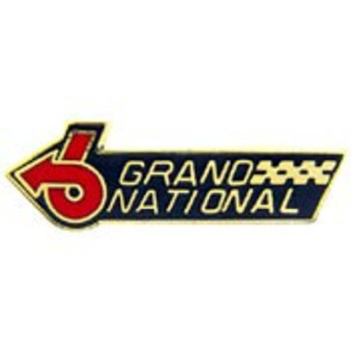 "Buick Grand National Pin 1"" by FindingKing. $8.99. This is a new Buick Grand National Pin 1"""