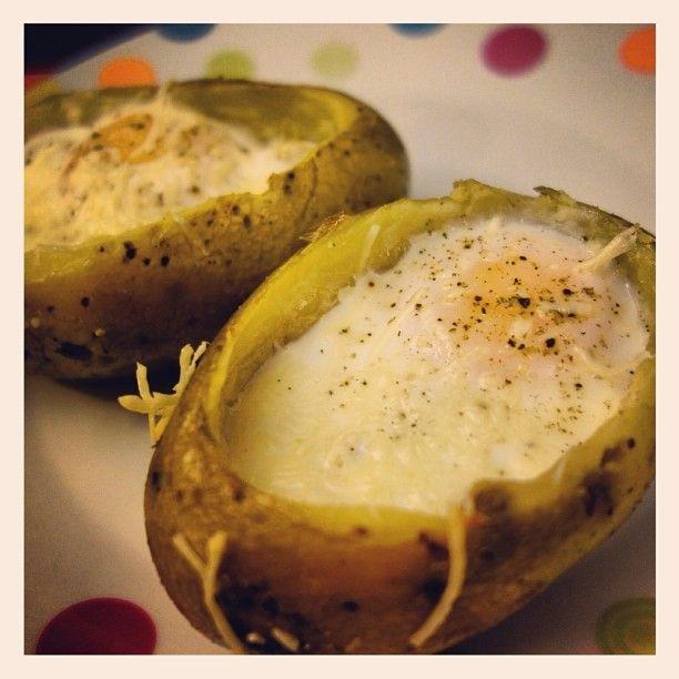 Pommes de terre cocotte après cuisson