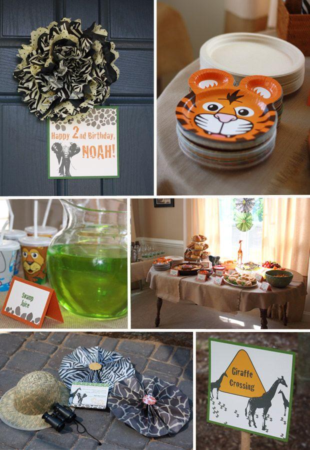 103 best Party Idea Safari images on Pinterest Safari party