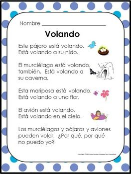 14 best images about spanish reading comprehension resources on pinterest english spanish and. Black Bedroom Furniture Sets. Home Design Ideas