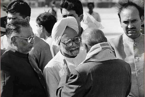 Swamy's Blueprint – A Guiding Light for Manmohan Singh in Early 1990s  As the country's commerce and law minister during Chandra Shekhar's brief term as Prime Minister in 1990-91, Swamy laid the foundations of economic reforms in India by creating a blue print.    Dr. Manmohan Singh, then FM presented interim budget for 1991-92 under Congress PM Narasimha Rao.
