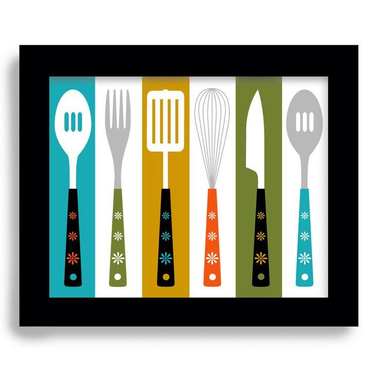 Best 25+ Retro Kitchen Decor Ideas On Pinterest