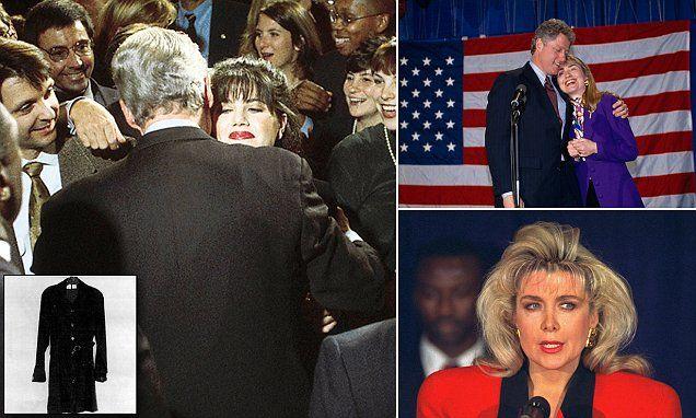Clinton's affair with Monica Lewinsky sent outrage through his staff