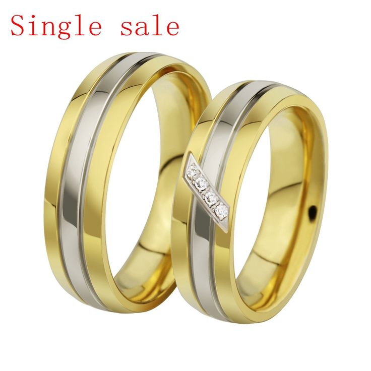 Cheap gold plated ring, Buy Quality gold directly from China gold ring Suppliers:          Vintage large stone rings for women colorful wedding jewelry stainless steel ringUS $ 10.99/pieceVintage tou be