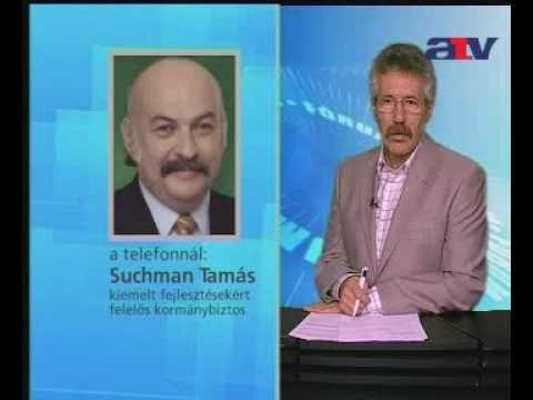 Suchman Tamás Gyurcsányról - 2