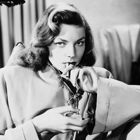 Turner Classic Movies: TCM's photo. | Cinema, Personaggi Lauren Bacall Movies