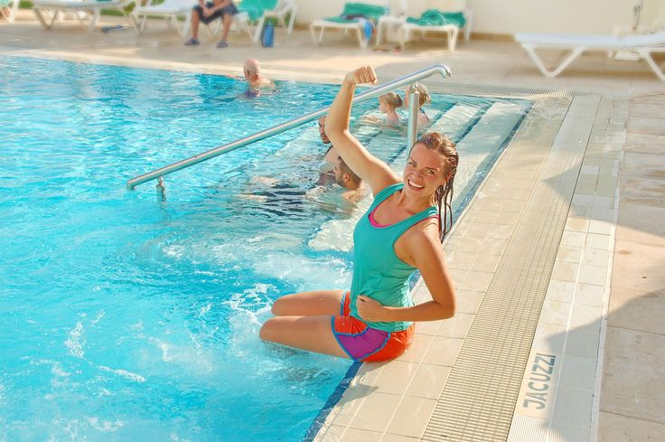 Time to get toned up with some laps at the pool at Grecian Sands Hotel Cyprus! #GrecianSands #hotel #PoolArea #Fit #Fitness #Sports #AyiaNapa http://www.greciansands.com
