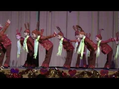 ▶ ▶ ▶ Frutti C csoport szarvasos tánc - YouTube