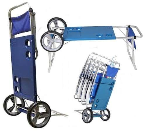 M s de 20 ideas incre bles sobre carrito de pesca en pinterest carro de playa ca as de pescar - Carro porta sillas playa ...