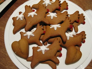 Gingerbread recipe for Thermomix