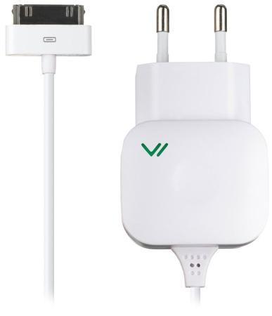 Vertex Vertex  2000mAh для iPad  — 690 руб. —  Сетевое зарядное устройство Vertex предназначается специально для подзарядки аккумулятора смартфона iPhone. Оно использует силу тока 2000 mAh, обеспечивает защиту от перепадов напряжения и короткого замыкания электросети. Оснащается зарядка Vertex фирменным разъемом Apple, она имеет стильный вид и небольшие размеры, за счет чего помещается в карман сумки или рюкзака, предназначенный для аксессуаров.