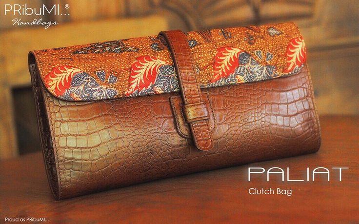 PALIAT Clutch Bag by PRibuMI...®