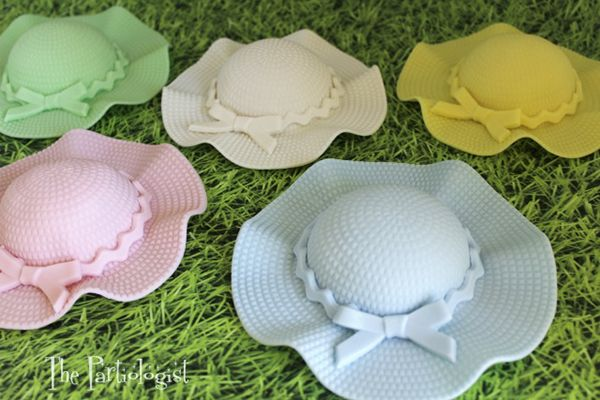 SugarEd Productions Online Classes- Spring Bonnets