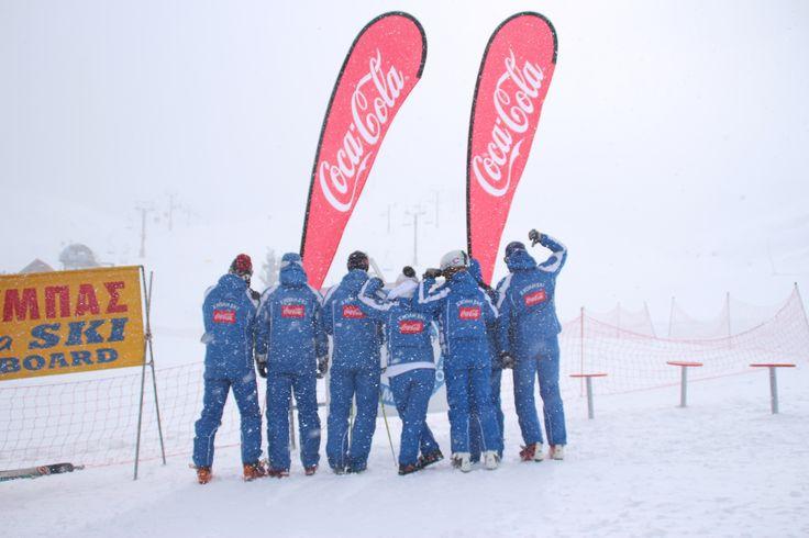 Flexi beachflags Coca-Cola. Size: XLarge - Product name: Drop - Σημαίες για χρήση σε κάθε είδους καιρικές συνθήκες ;)