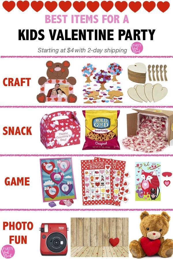 Valentines Day Party Ideas For Kids Partylookbook Kids Valentine Party Valentines Day Party Valentines Party