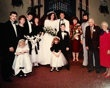 Duck Dynasty before the beards!Willie and Korie wedding...