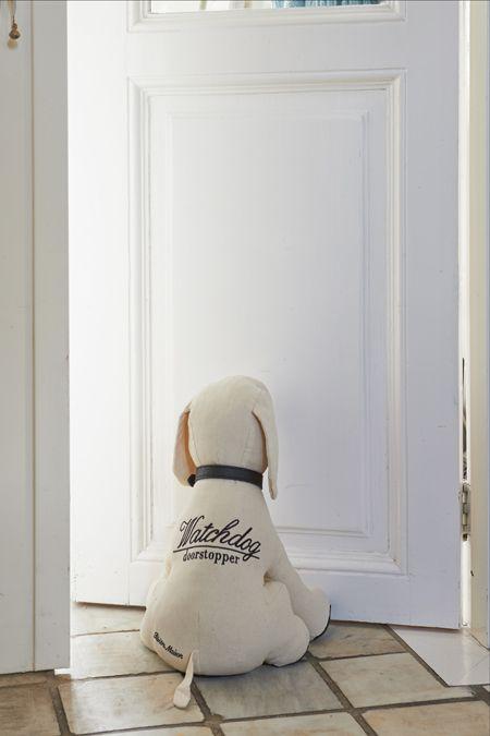 Riviera Maison. watchdog doorstopper. Verkrijgbaar bij Living-in. http://www.living-in.nl