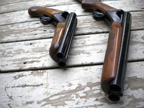 weaponslover:  some nice sawed off shotguns