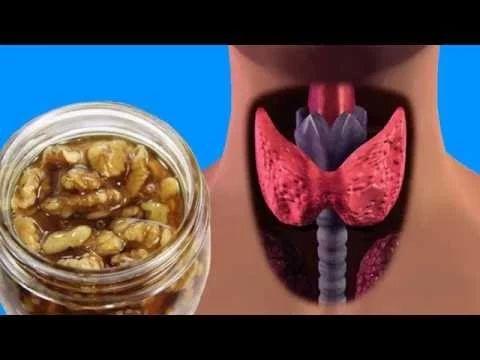 ¡INCREIBLE! Como curar la tiroides con solo un ingrediente.