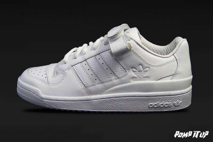 Adidas Forum Lo RS (FTWWHT/FTWWHT/LGSOGR) For Men Sizes: 40 to 46 EUR Price: CHF 150.-  #Adidas #ForumLoRS #Sneakers #SneakersAddict #PompItUp #PompItUpShop #PompItUpCommunity #Switzerland