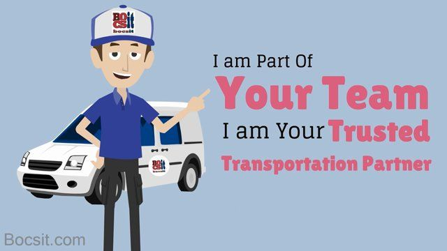 http://www.bocsit.com  Medical couriers are at the heart and soul of discovery, innovation and healthcare. Whether transporting Biospecimens,Tissue,Blood or Medical Records, it is evident that our Medical Couriers are dedicated to delivering the highest standards of Medical Courier Services. They serve as the primary Medical Specimen Transportation, with Dedicated Specimen Routes and Medical Logistics. For more information contact a Bocsit Medical Courier delivery specialist at…