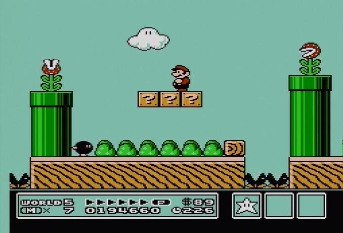 [NES] Super Mario Bros. 3