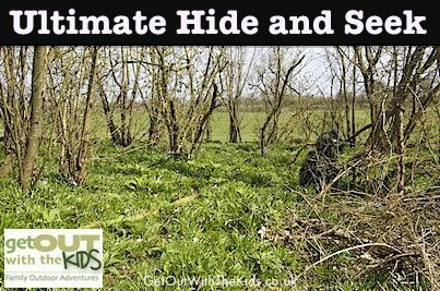 The Ultimate Hide and Seek Game. Use with story of Rahab