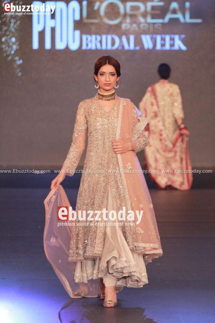 Misha Lakhani - PFDC L'Oréal Paris Bridal Week 2013 - Entertainment News by EbuzzToday - Entertainment News by EbuzzToday