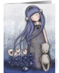 Gorjuss Cards - Dear Alice