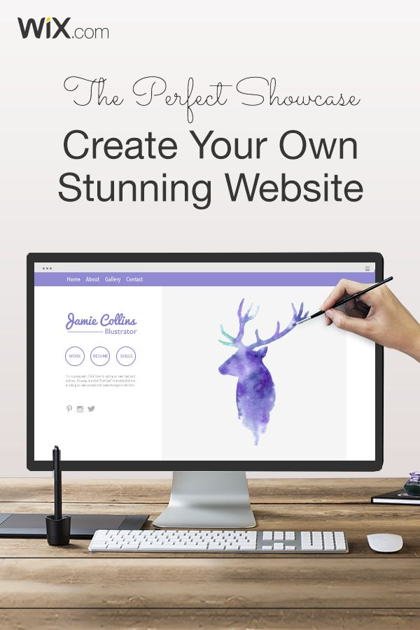 It 39 s easier than ever to build your own beautiful website Start my own website