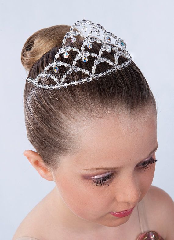 Tiara for Dancers Petite Bella Tiara for by DazzlenDanceTiaras, $61.00