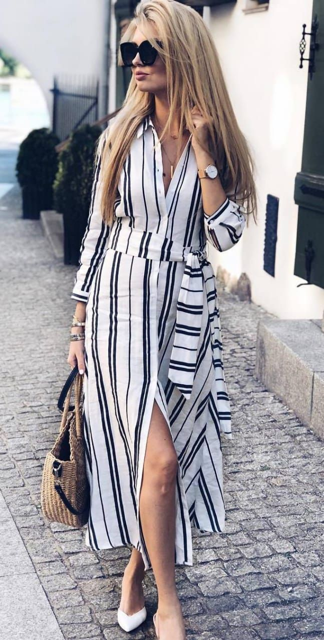 This Article Will Give You Summer Outfits Ideas You Will Get You Know More About Sum Classy Summer Outfits Casual Outfits Summer Classy Elegant Summer Outfits [ 1280 x 647 Pixel ]