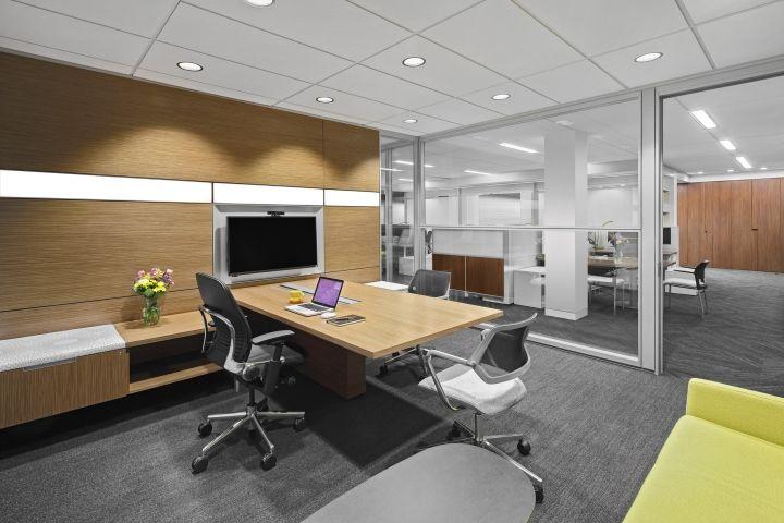 Corporate Interiors WorkLife Studio by D2 Interiors, Wayne – Pennsylvania » Retail Design Blog