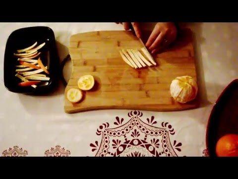 DIY Recette de Noël Orangettes - YouTube