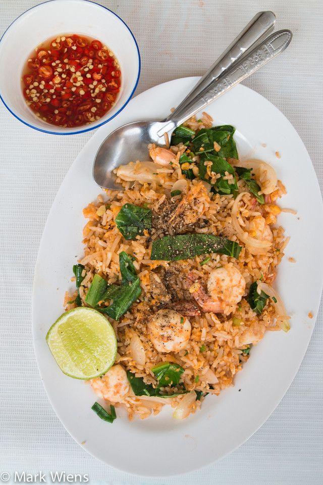 thai fried rice recipe 10 X2 Thai Fried Rice Recipe with Shrimp (Khao Pad Goong ข้าวผัดกุ้ง)