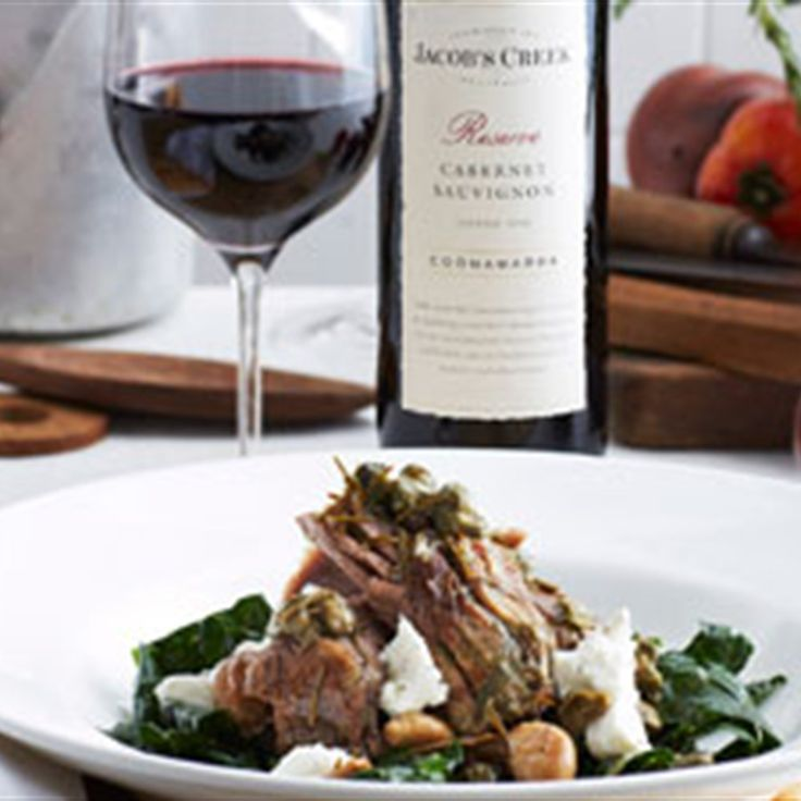 Try this Lamb Confit recipe by Chef Peter Evans.