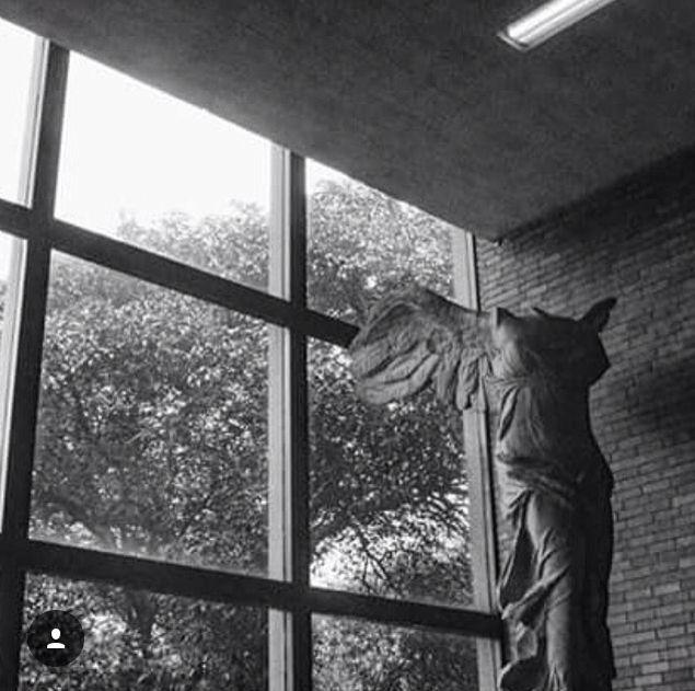Esta excelente #fotografia es de Cris Lg  #alumno talentoso de la #ComunidadTAJR a poco antes de iniciar el #semestre les deseamos exito en su desarrolló académico  #SoyFA de la  #facultaddearquitectura de la #UNAM  #ciudaduniversitaria #cu #mexico