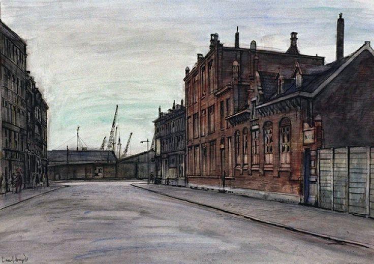 Katendrechtse Volkshuis (Rotterdam) - Kemper, C. J. ( Charles )