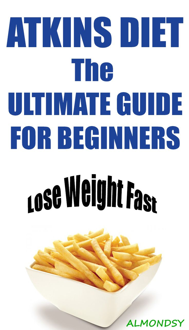 Atkins Diet: The Ultimate Guide For Beginners