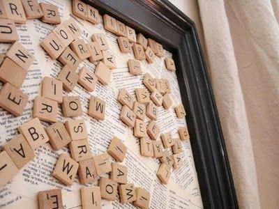 Magnetic Scrabble