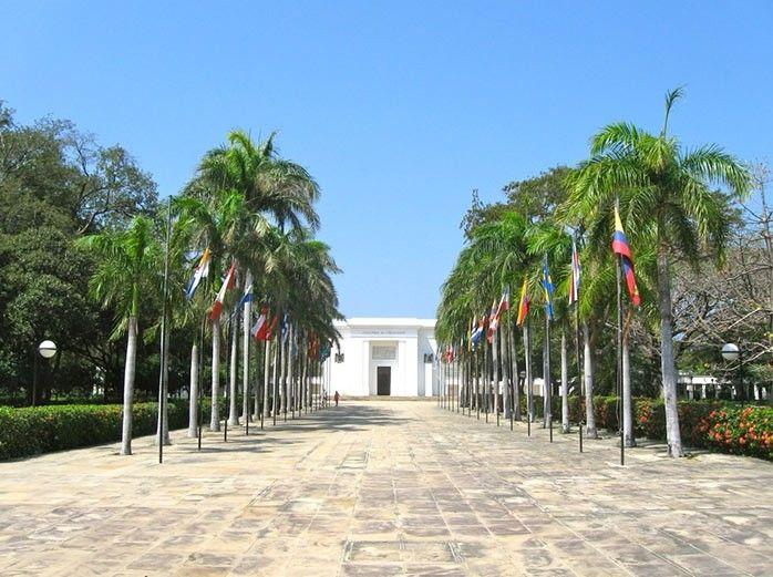 La Quinta de San Pedro Alejandrino.