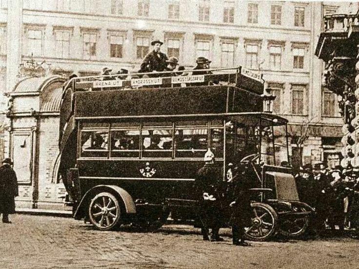 Budapest 1915