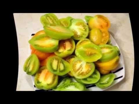Варенье из зеленых помидоров - видео рецепт - YouTube