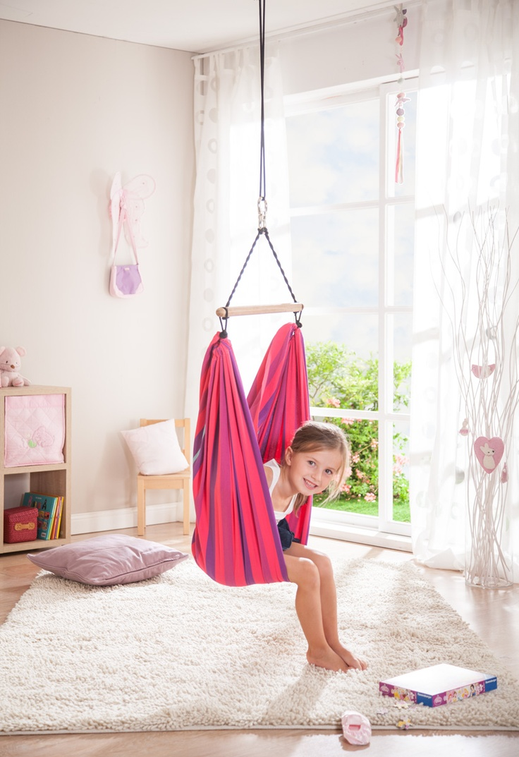 21 best hammock chair for children lori lilly images on for Hanging chair for kids room