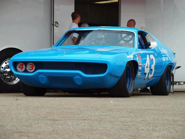 Richard Petty Plymouth NASCAR