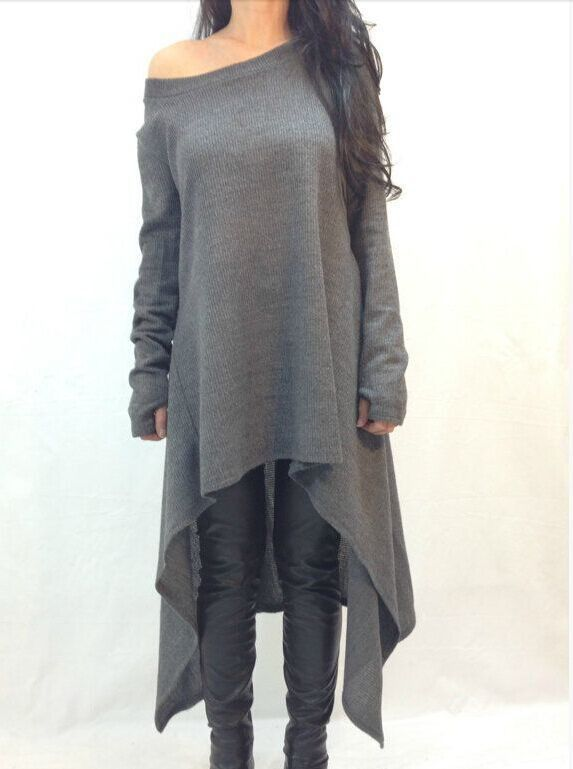 New fall winter Sexy Women Fashion Blouse Off Shoulder Oversize Party Casual Long sleeve maxi Plus Size blouses vestidos