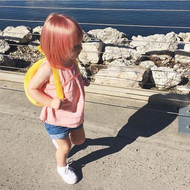 DIY Kid Safe Hair Color