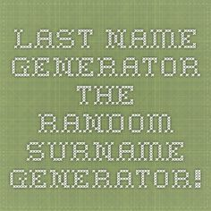 the best random sur generator ideas  let this random essay generator explain why youre leaving your