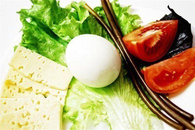 Низкокалорийный завтрак - рецепт с фото, блюдо, как готовить, состав, ингредиенты