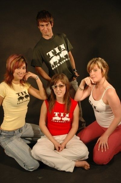 Some TIN shirts